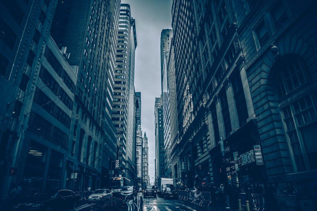 Die Stadt.